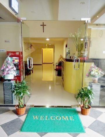JC Homestay Jember - Entrance