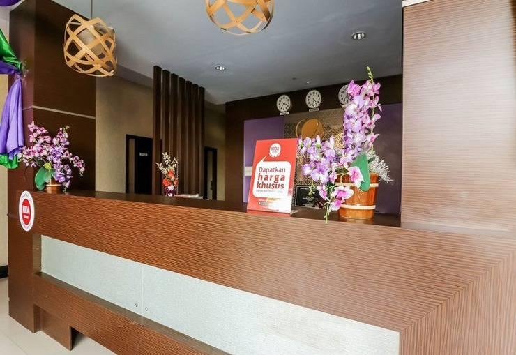 NIDA Rooms Grand Ance Makassar - Resepsionis