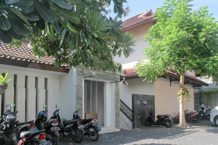 Airy Kuta Bakung Sari Gang Kresek 7 Bali - Hotel Building