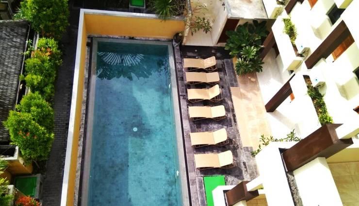 Grand Avenue Bali - Deluxe Pool View