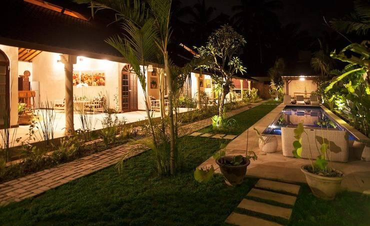 Villa Ahh Ubud Bali - Interior
