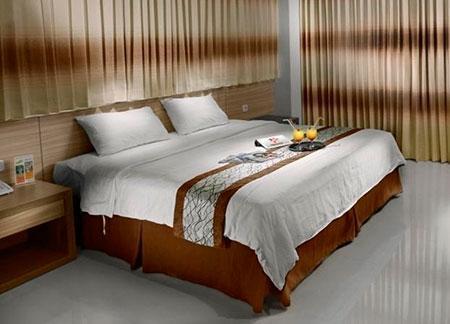 Maumu Hotel Surabaya - Deluxe Room