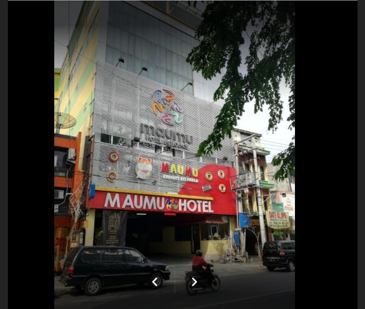Maumu Hotel Surabaya - Tampak Depan