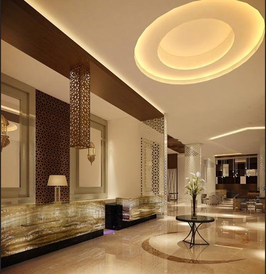 Hotel Santika Gresik Gresik - Lobby