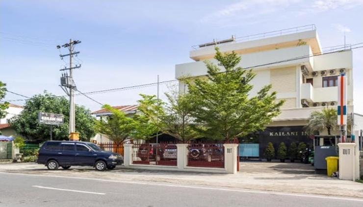 Kailani Inn Medan Medan - exterior