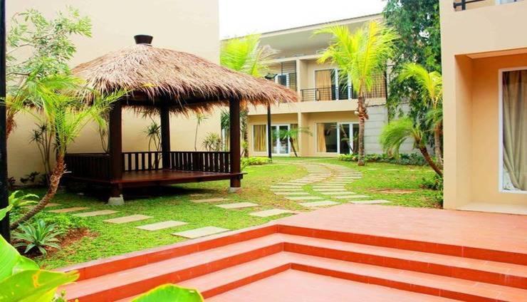 Bali De Anyer Hotel Carita - Exterior