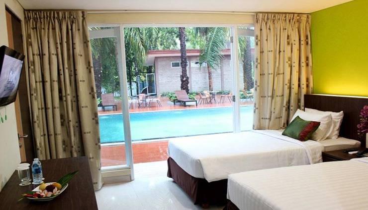 Bali De Anyer Hotel Carita - Room