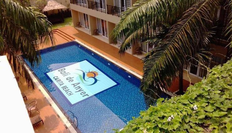 Bali De Anyer Hotel Carita - Kolam Renang