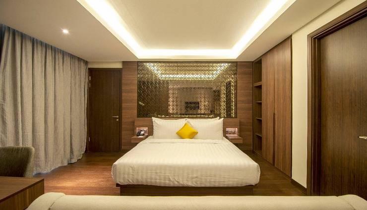 Grand Soll Marina Hotel Tangerang - Junior Room