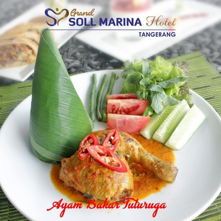 Grand Soll Marina Hotel Tangerang - Ayam Bakar Tuturuga
