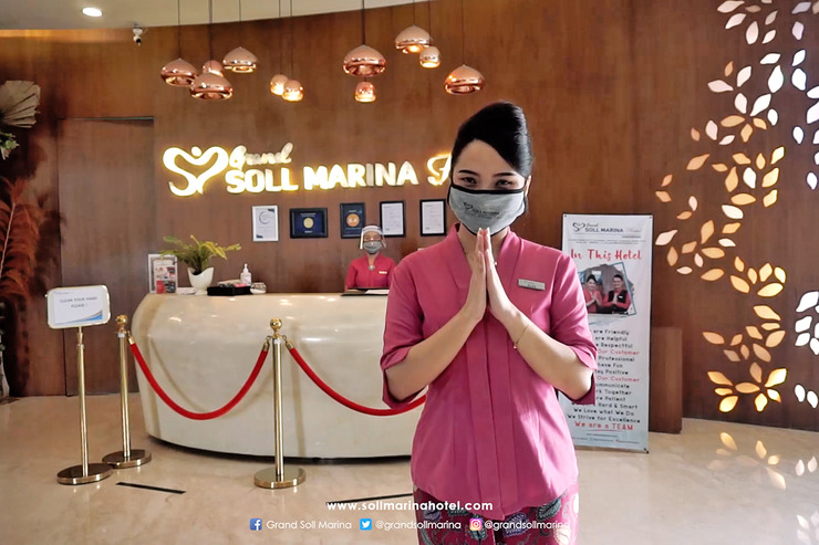 Grand Soll Marina Hotel Tangerang - Hyigiene