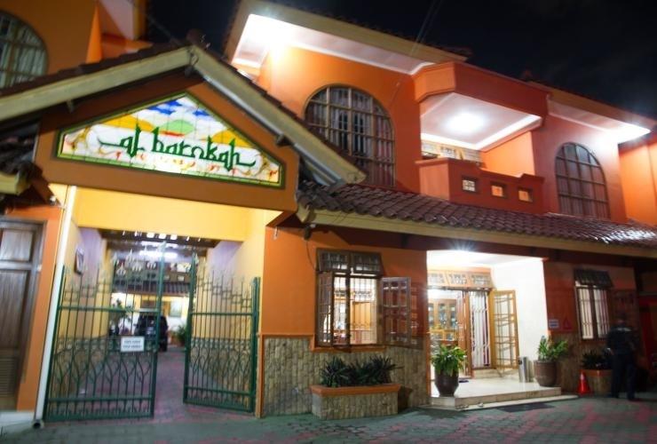 Hotel Al-Barokah Yogyakarta Yogyakarta - Appearance