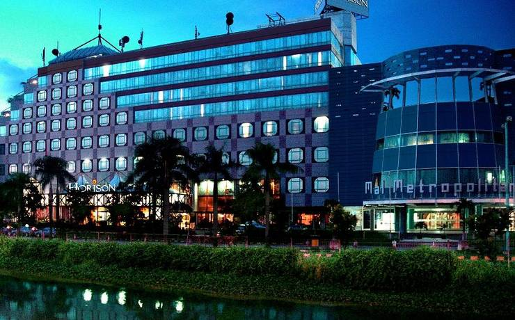hotel horison ultima bekasi booking murah mulai rp660 331 rh pegipegi com