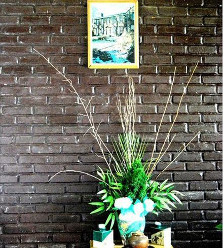 Rorompok Homan Subang - Interior