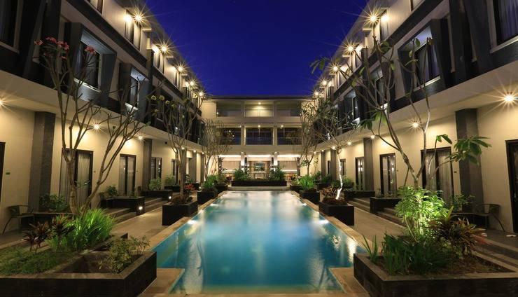Alamat Dpraya Lombok Hotel - Lombok
