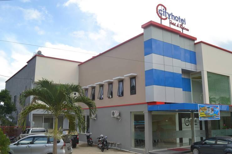 City Hotel Kendari Kendari - Tampak Depan