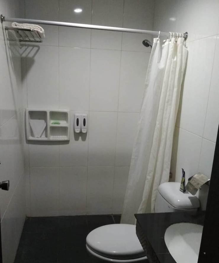 City Hotel Kendari Kendari - Kamar Mandi