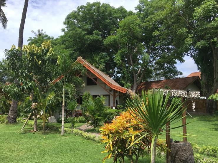 Spice Island Villa Lombok - Exterior