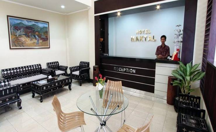 Hotel Maktal Lombok - Interior