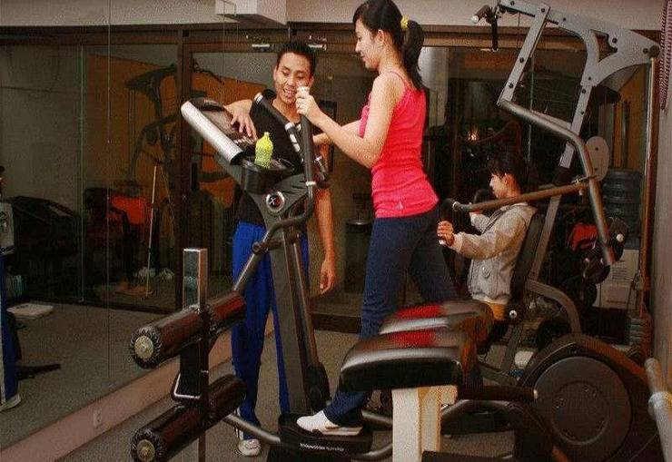 Gumilang Regency Hotel Bandung - Fitness Center