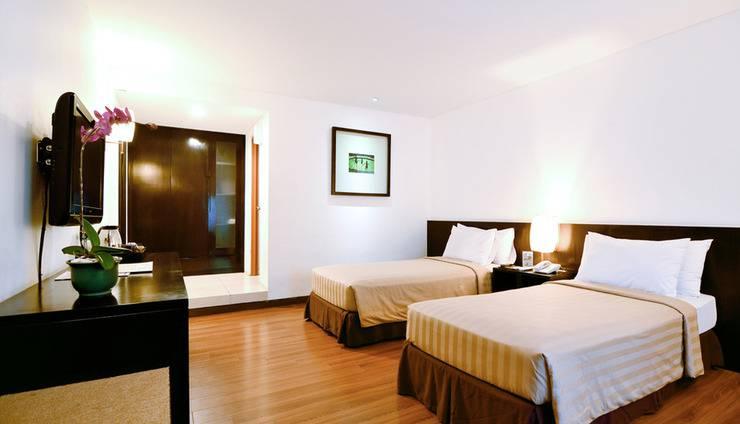Gumilang Regency Hotel Bandung - Deluxe Twin