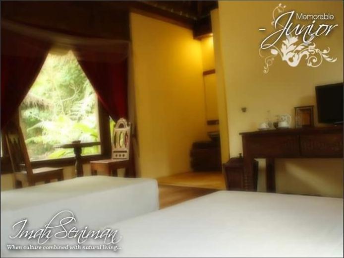 Imah Seniman Bandung - Kamar junior suite