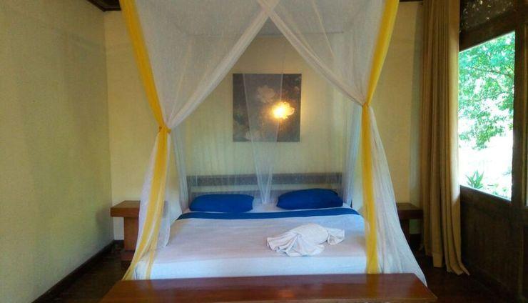 Imah Seniman Bandung - Tempat tidur suite