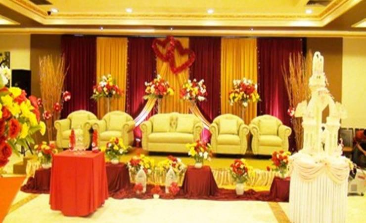Nam Hotel Kemayoran - Ballroom