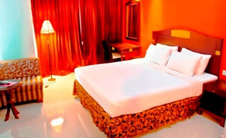 Nam Hotel Kemayoran - Kamar tamu