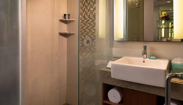 Sun Island Hotel Legian - Kamar mandi