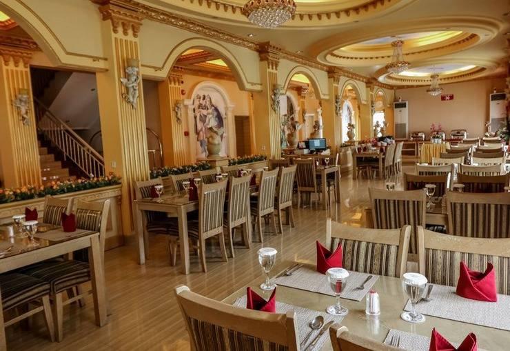 NIDA Rooms Pasar Segar Complex Makassar - Restoran
