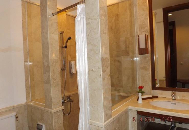 Jimmers Mountain Resort Bogor - Toilet (Deluxe Room)