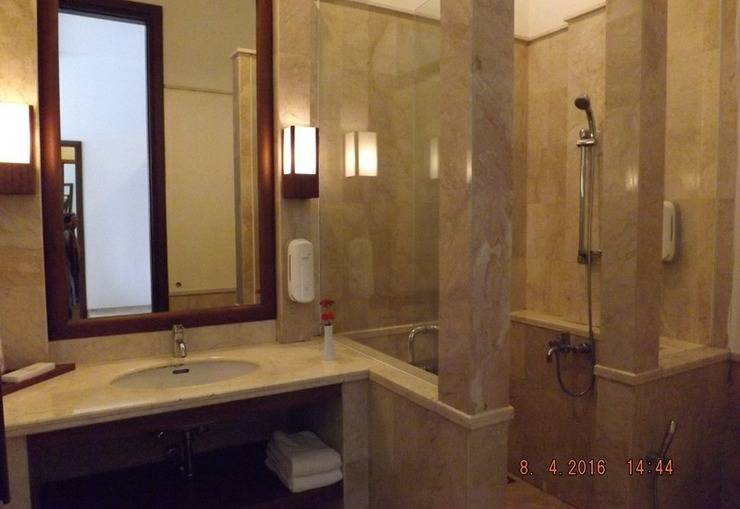 Jimmers Mountain Resort Bogor - Toilet (Executive)