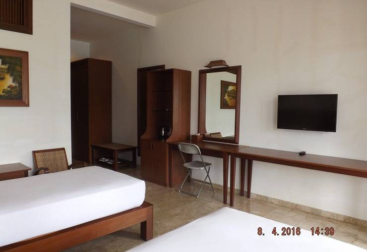 Jimmers Mountain Resort Bogor - Executive Twin
