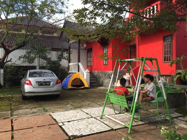 Villa Alvina Cirebon Cirebon - teras