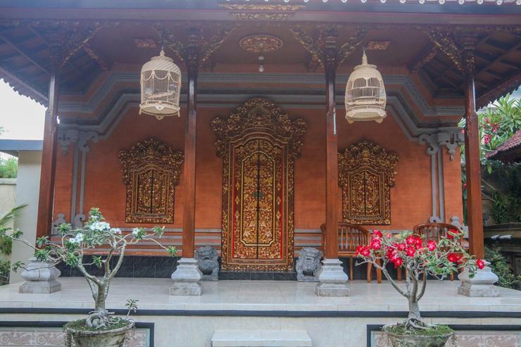 Sekar Waru Homestay Bali - Facade