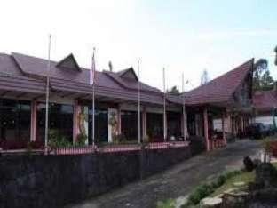 Danau Toba International Cottage Berastagi Karo - Tampak Luar