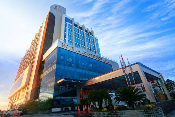 Platinum Hotel & Convention Hall Balikpapan Balikpapan - Platinum Hotel & Convention Hall Balikpapan