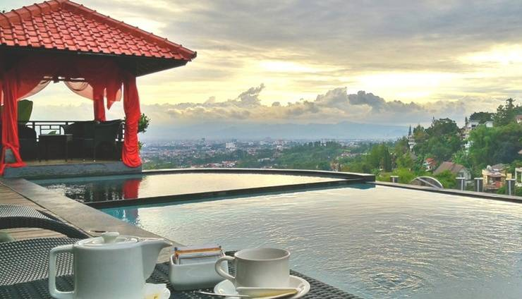 Alamat Dago Highland Resort and Spa - Bandung