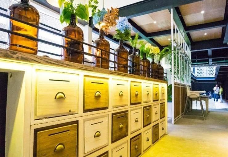 Summerbird Bed and Brasserie Bandung - Lobi