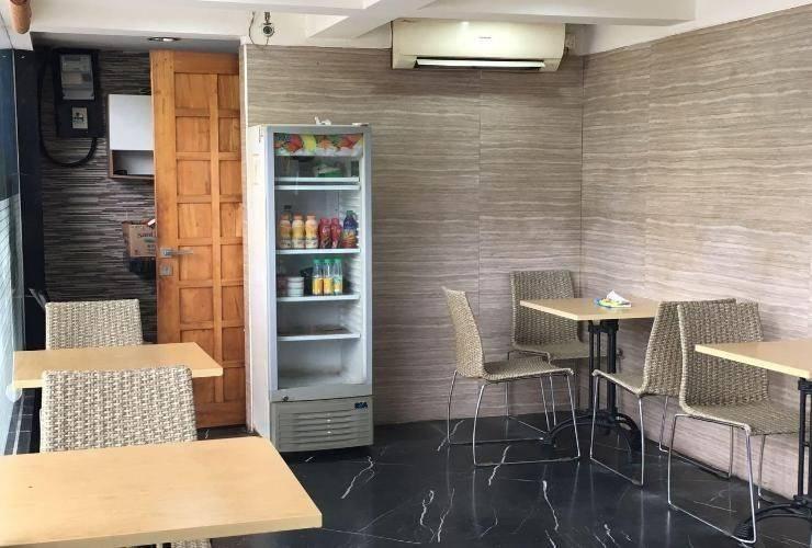 DC Hotel Utan Kayu Jakarta - Restaurant