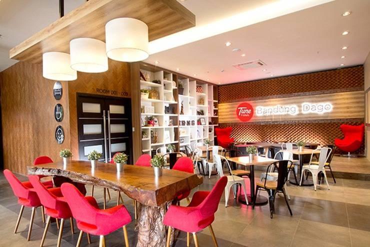 Kalya Hotel Bandung - Restaurant