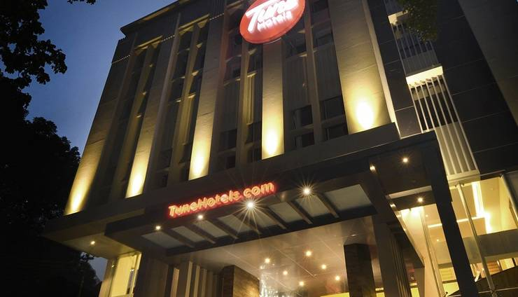 Kalya Hotel Bandung - Hotel Building