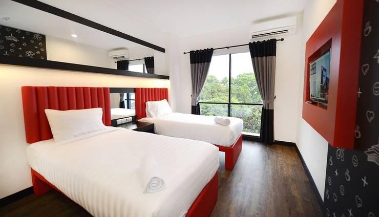 Kalya Hotel Bandung - Twin Room