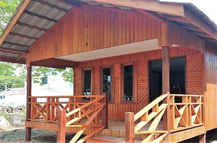 Borneo Cottage Maratua Berau - Exterior