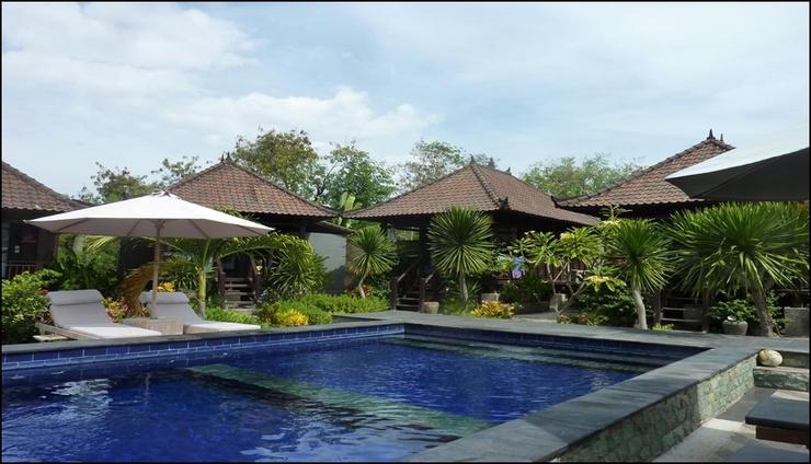 Perdana Homestay Bali - exterior