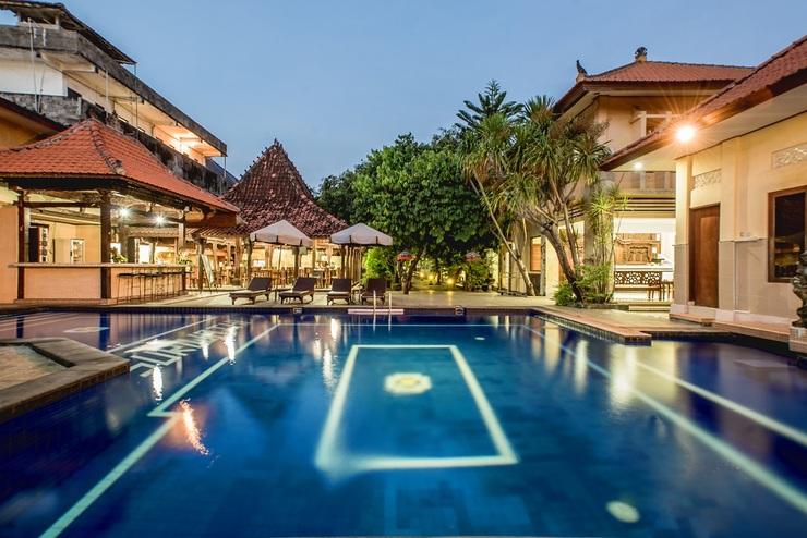 Suriwathi Hotel Legian by Madhava Bali - Kolam Renang