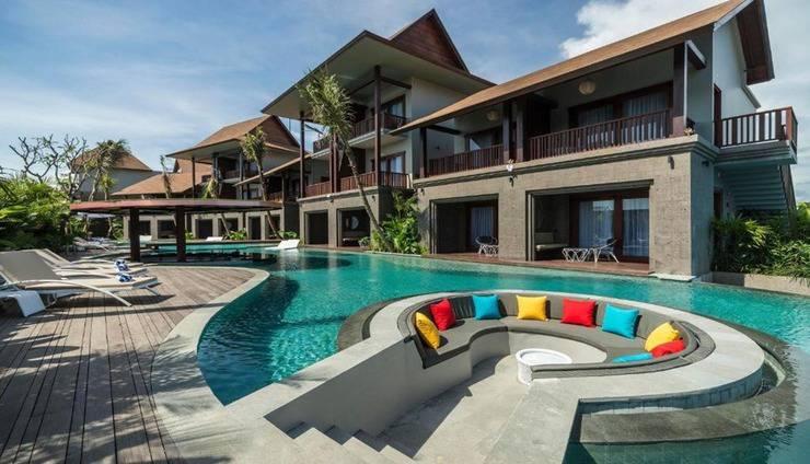 Sense Canggu Beach Hotel Bali - Pool