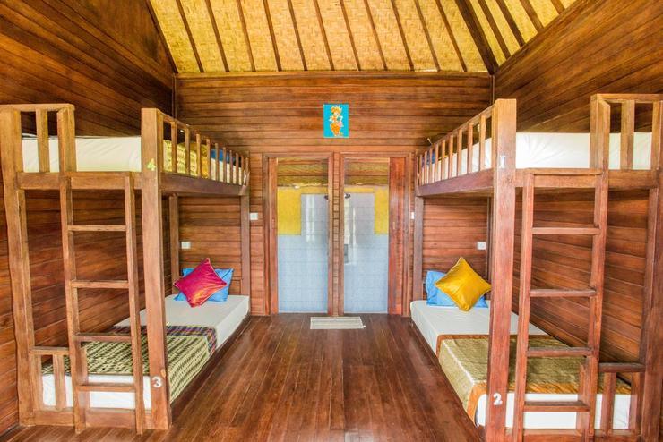 Uma Hostel Lembongan Bali - Rooms