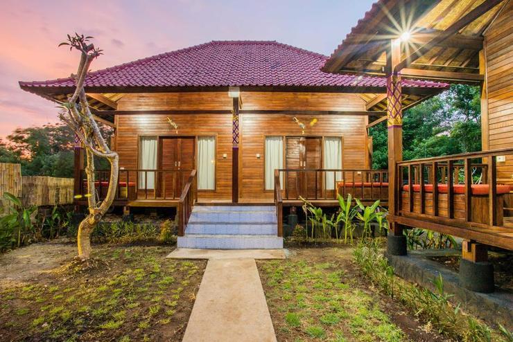 Uma Hostel Lembongan Bali - Exterior